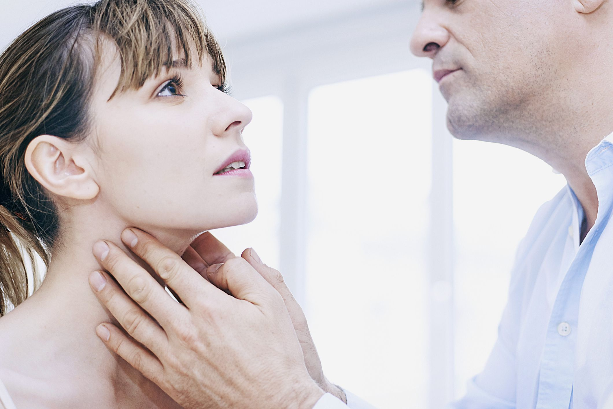 Symptoms Of Thyroid Disease