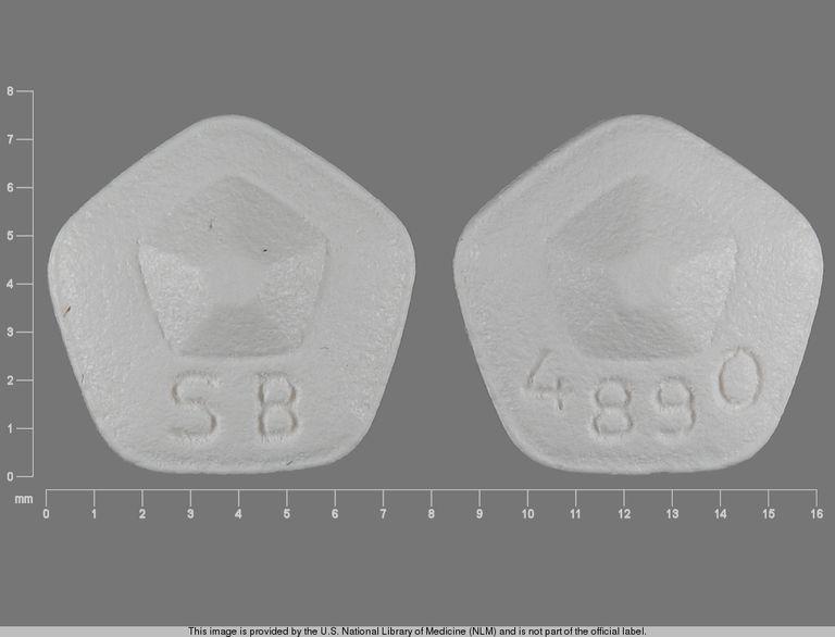 Requip tablet