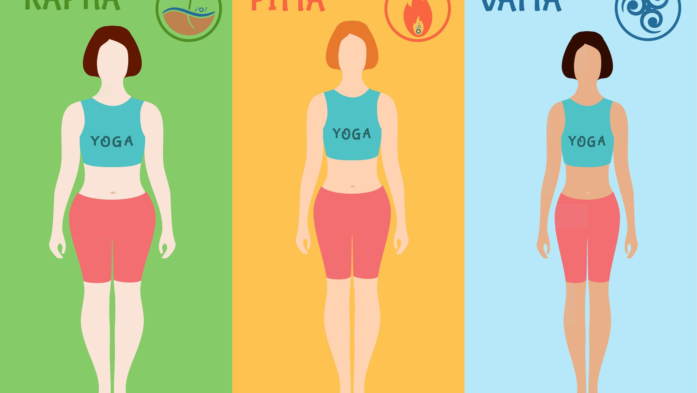 Three Types Of Dosha Metabolic Types In Ayurveda