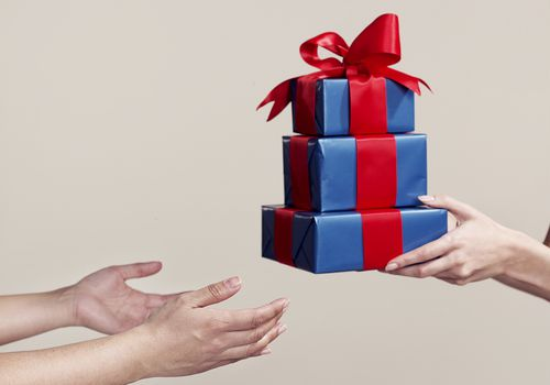 Giving Gifts in MS