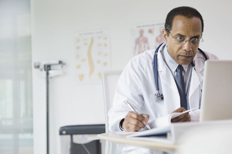 what is a male doctor called