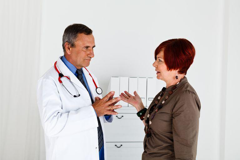 Patient Complaining
