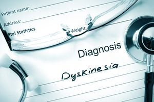 Dyskinesia diagnosis