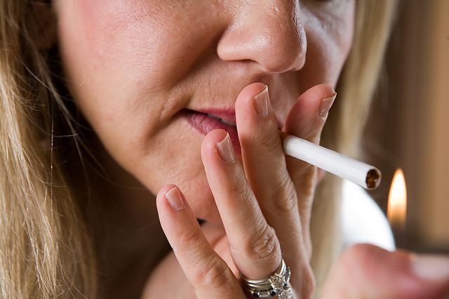 cigarette smoking and multiple sclerosis