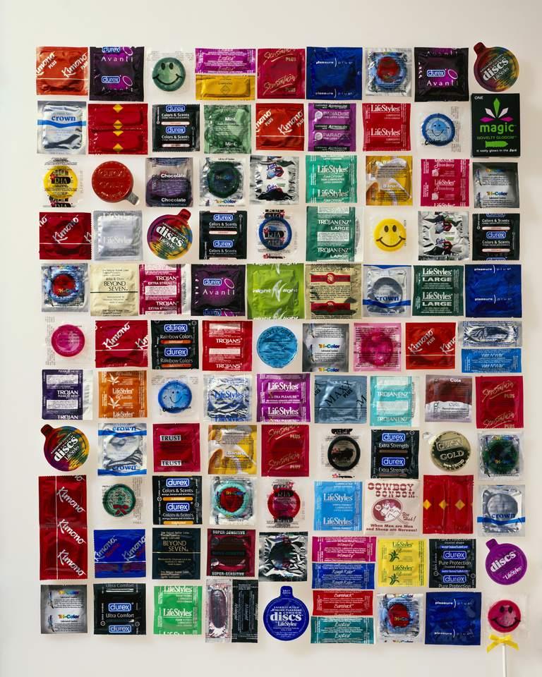 Assortment of Condoms