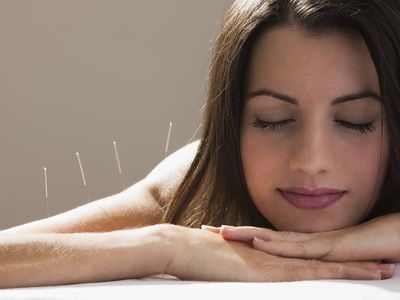 Acupuncture may be an effective treatment for fibromyalgia and chronic fatigue syndrome.
