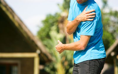 Partial Rotator Cuff Tear Diagnosis And Treatment