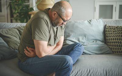 Ulcerative colitis pain and symptoms