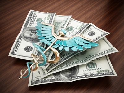 Money spent on health care