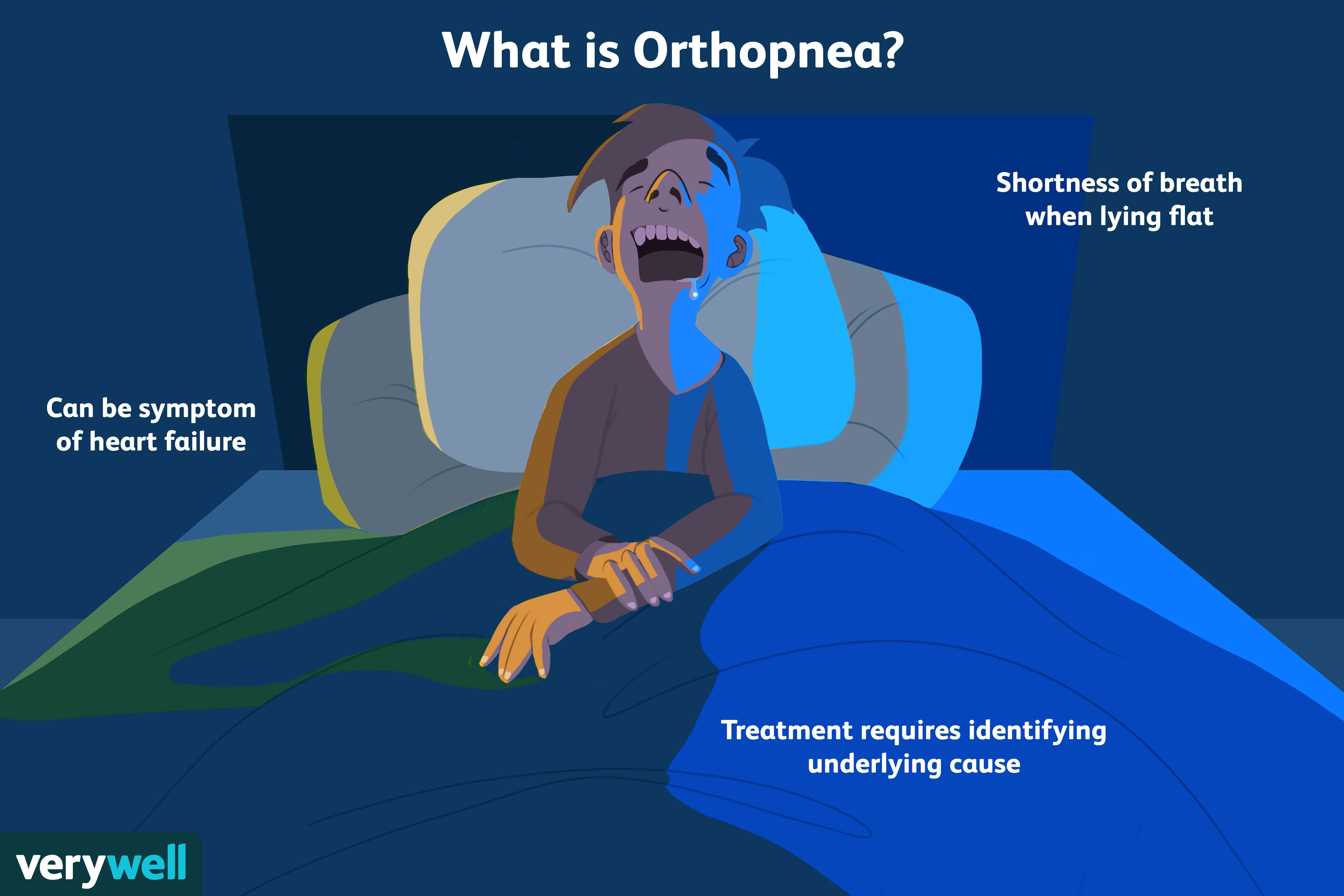 what is orthopnea