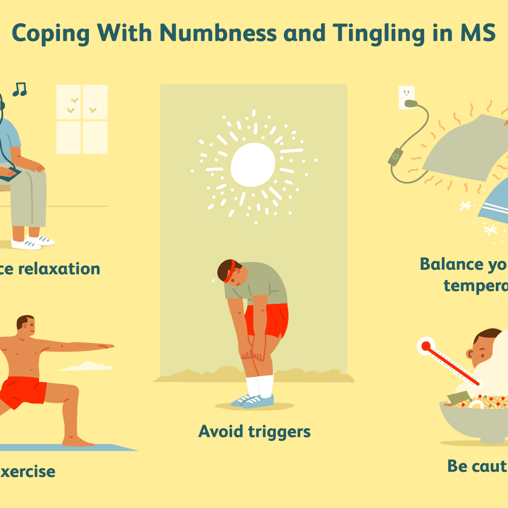 Numbness and Tingling as Symptoms of MS