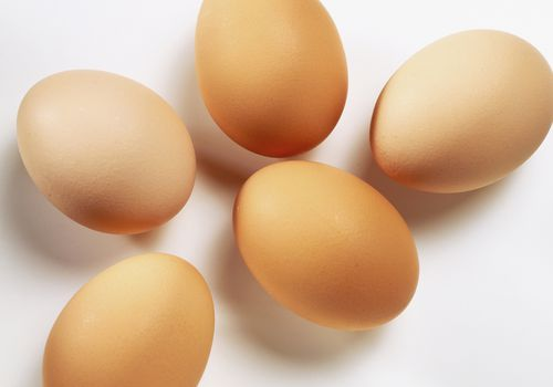 Eggs are a source of cholesterol.