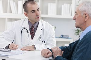 What is the D'amico classification system for prostate cancer?
