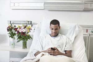 Recovering from colorectal surgery