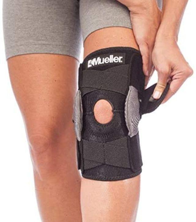 Mueller Adjustable Hinged Knee Brace