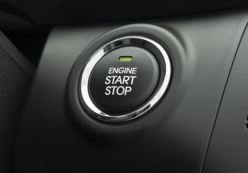 Keyless ignition is helpful for people with arthritis