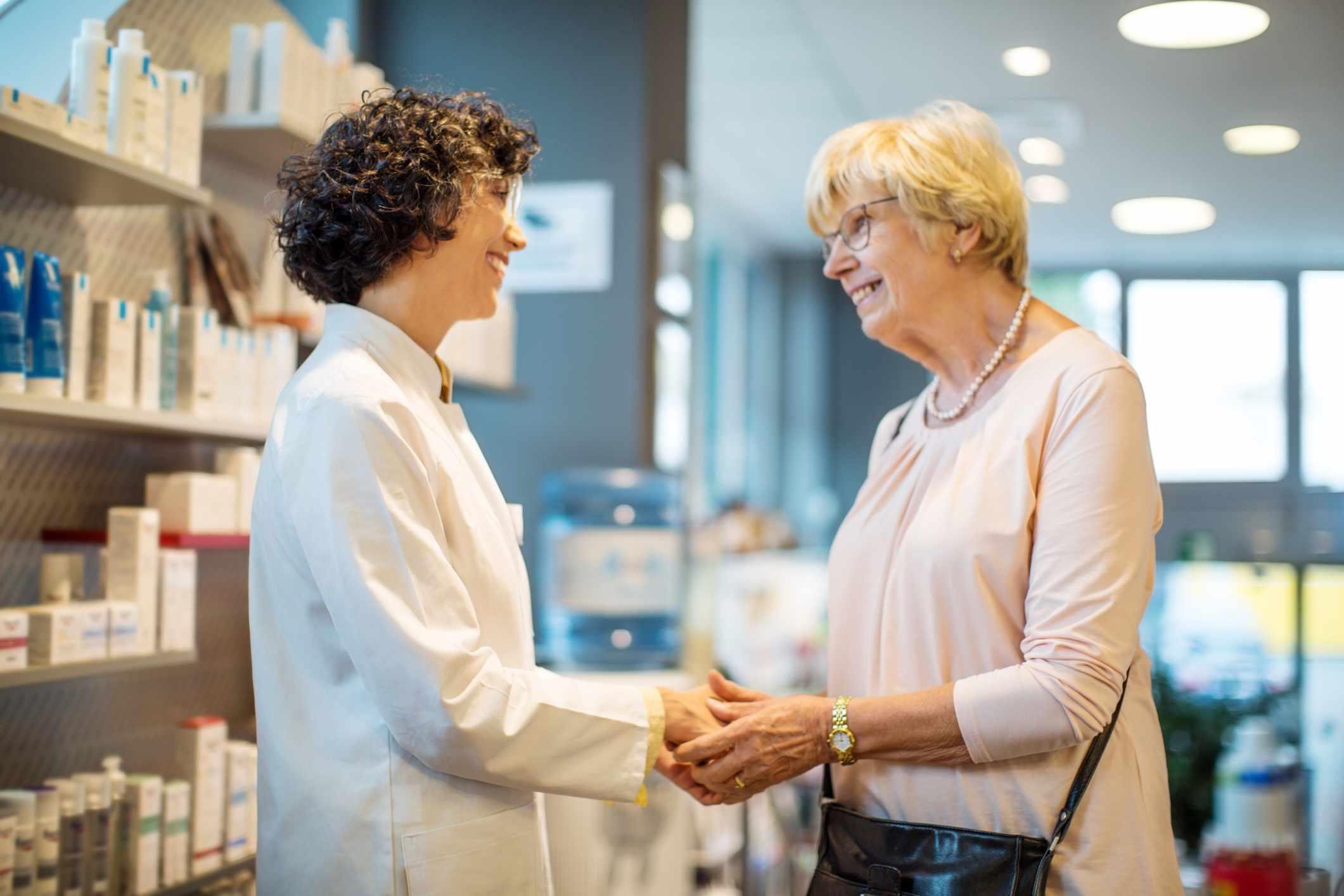 seniors pharmacy benefits pharmacist consultation