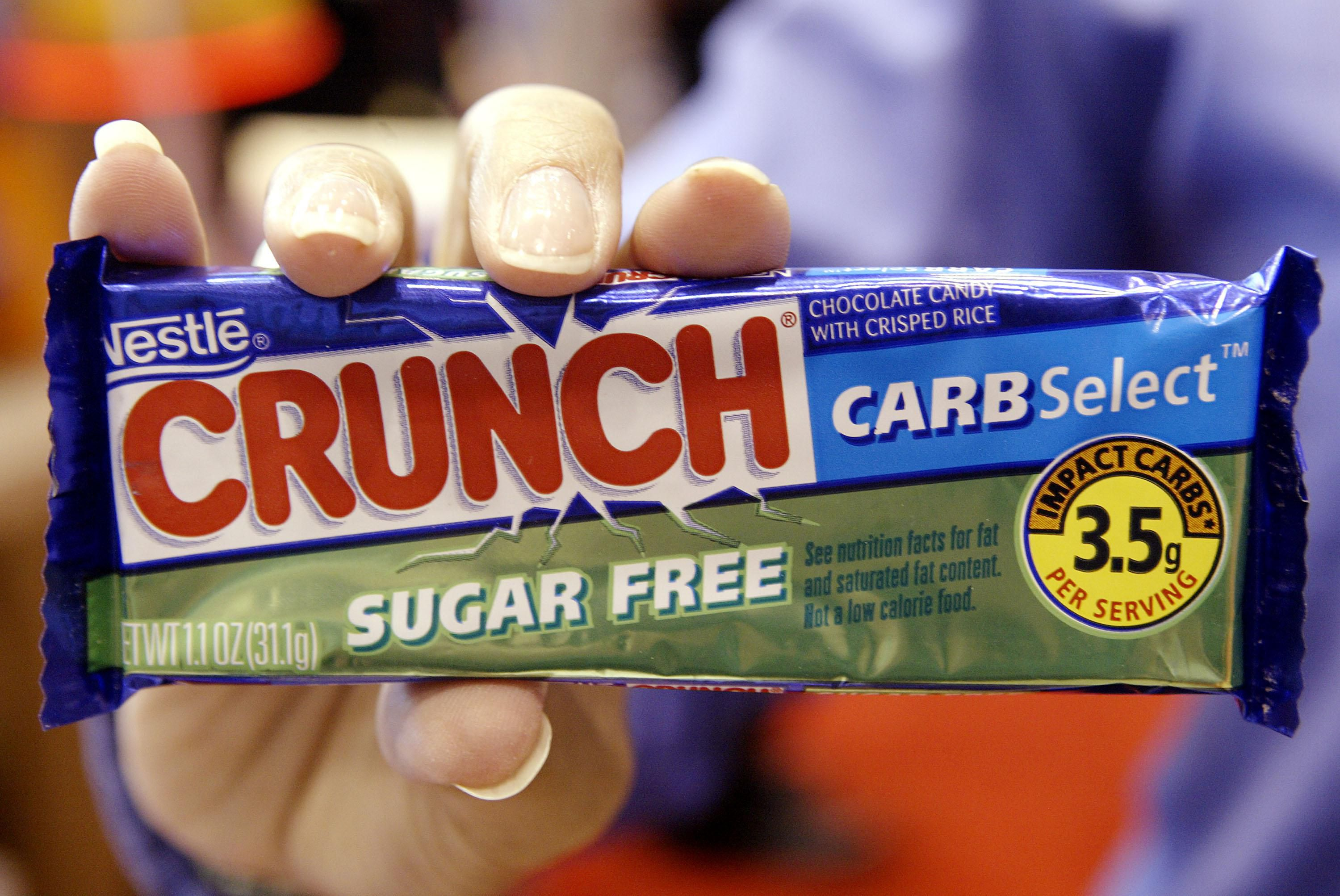 The Truth Behind Sugar Free Products