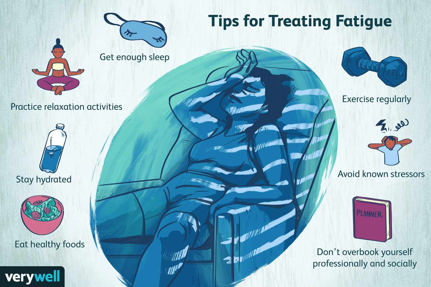 tips for treating fatigue