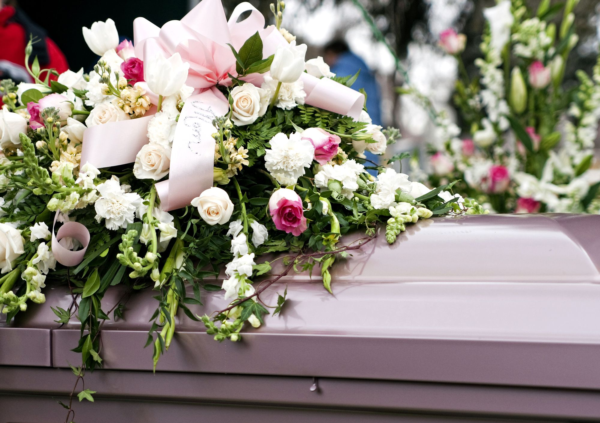 What should i do with funeral flowers izmirmasajfo