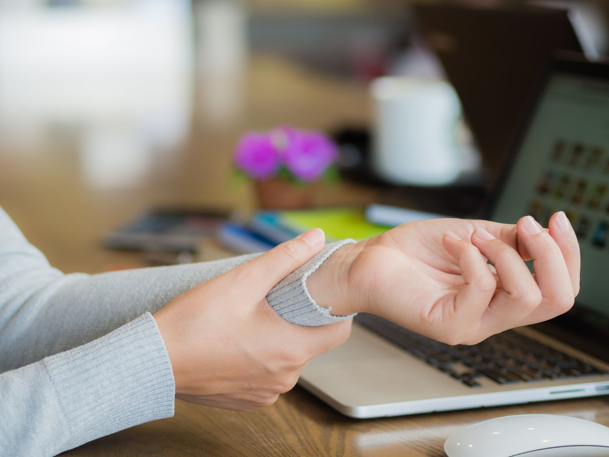 Prevention Of Carpal Tunnel Syndrome