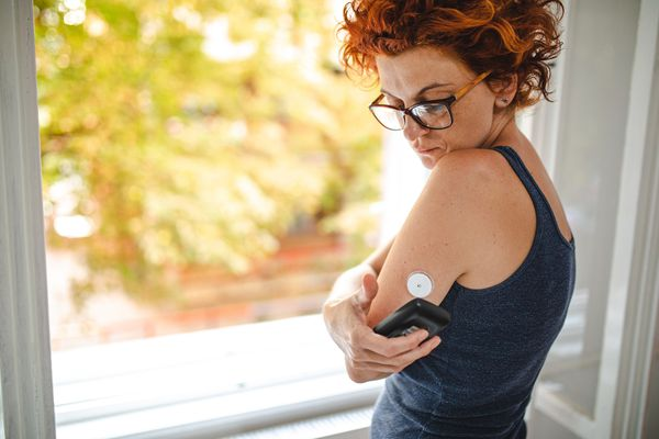 Wearable tech and diabetes