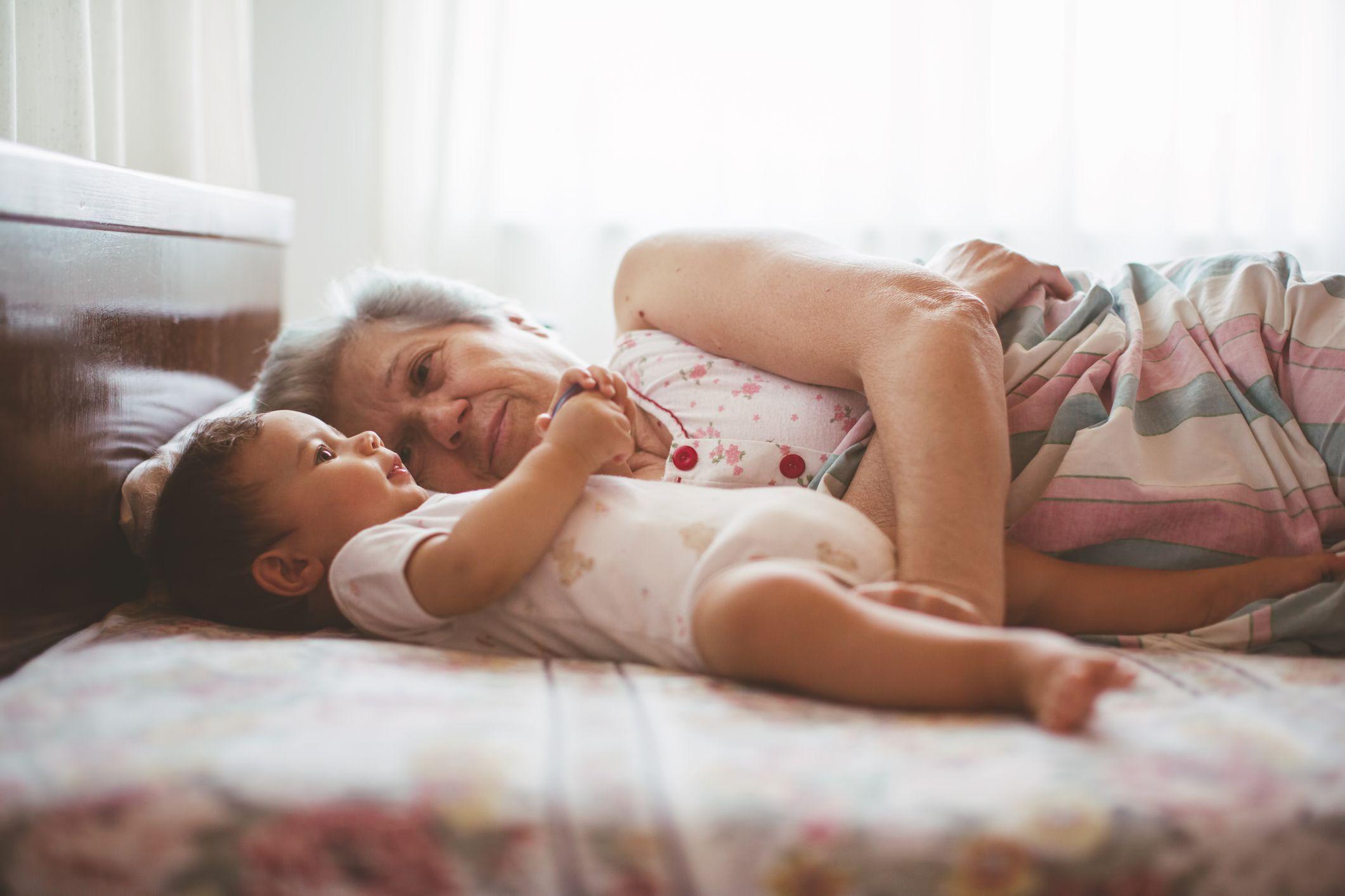 5 Vaccines All Grandparents Should Get