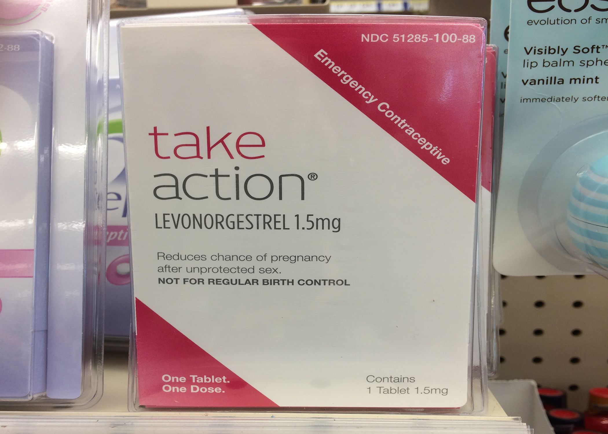 The Take Action Morning After Pill
