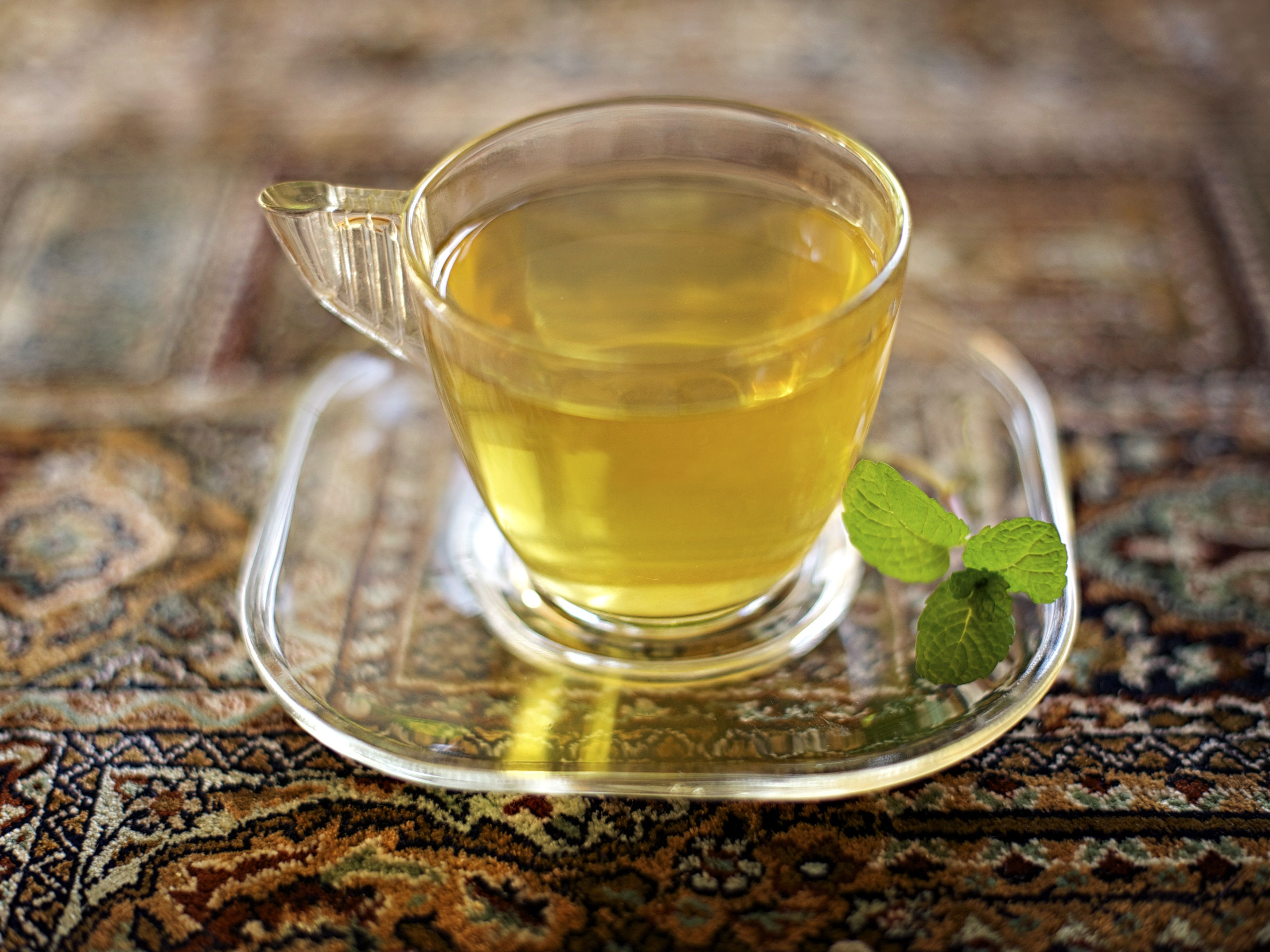 Peppermint and Other Herbal Teas for IBS Symptoms