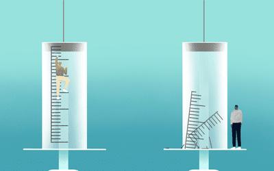 vaccine disparities vials and ladders