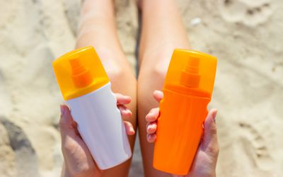 Ingredients in Sunscreens That Block UVA Radiation