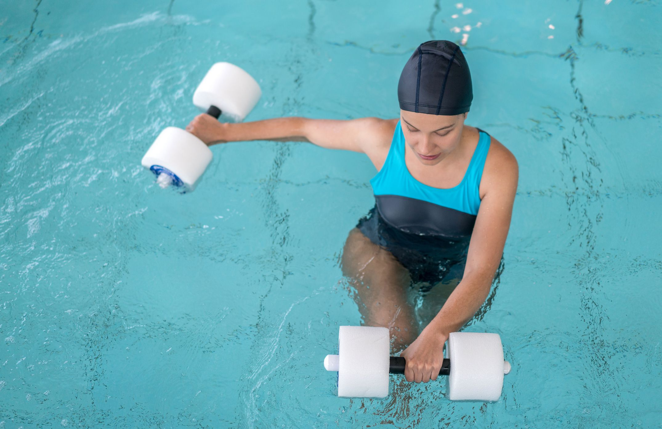 Water Exercise for Back Pain Therapy