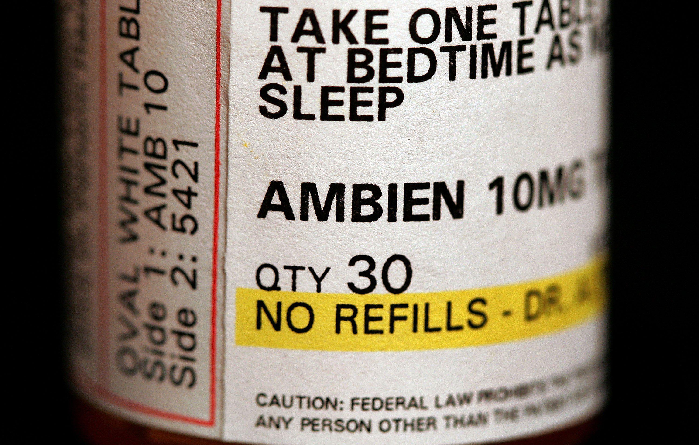 Ambien Without A Prescription