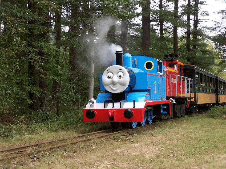 Use Thomas The Tank Engine As A Teaching Tool
