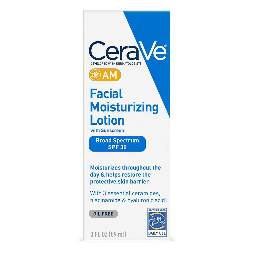 CeraVe AM Facial Moisturizer