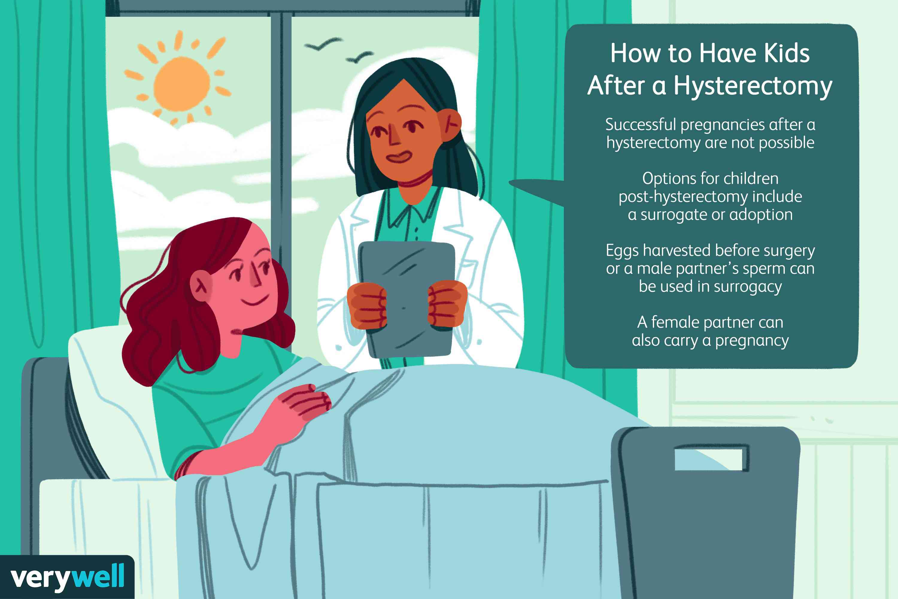How to Have Kids After a Hysterectomy