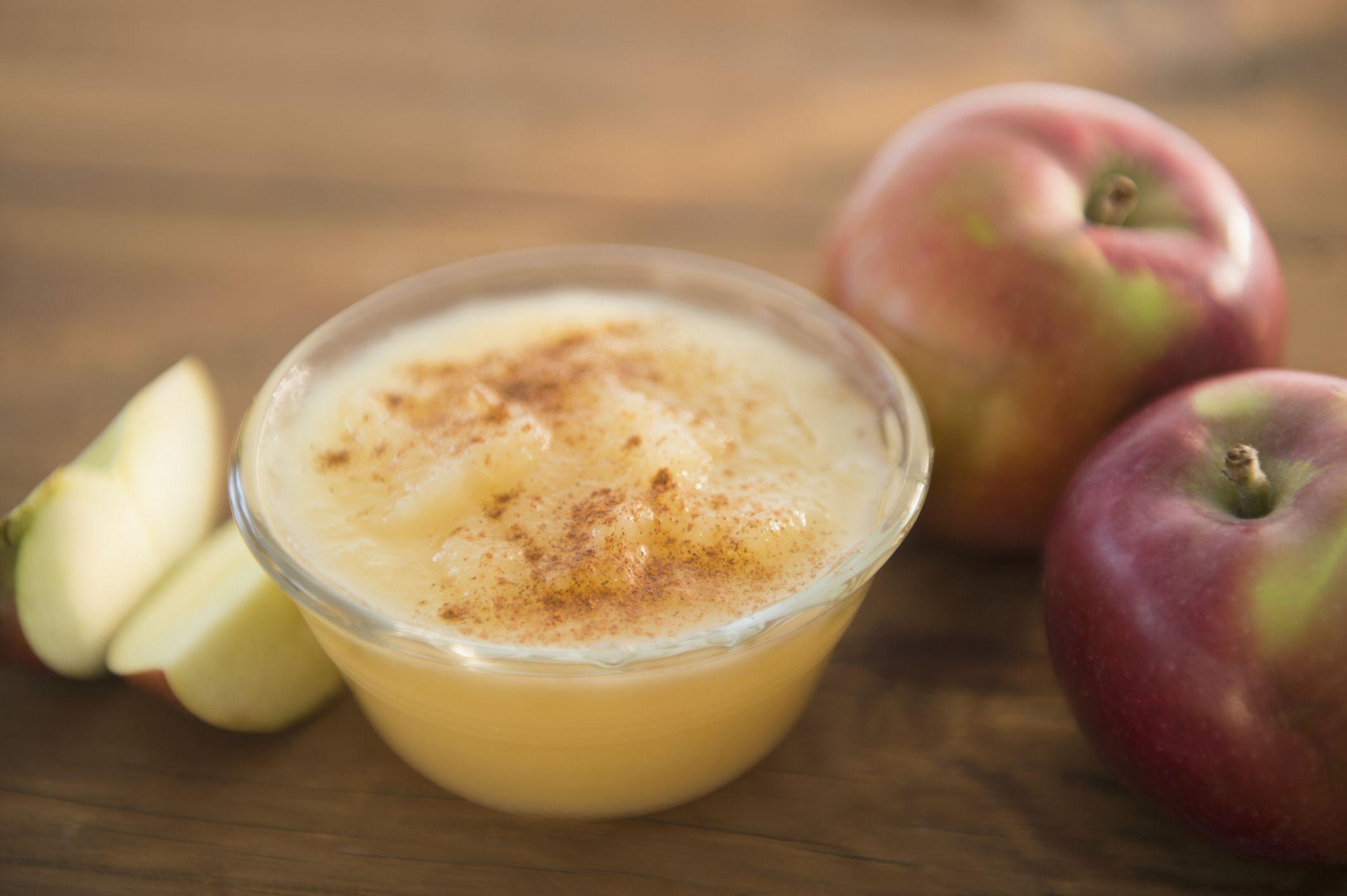 gluten-free applesauce