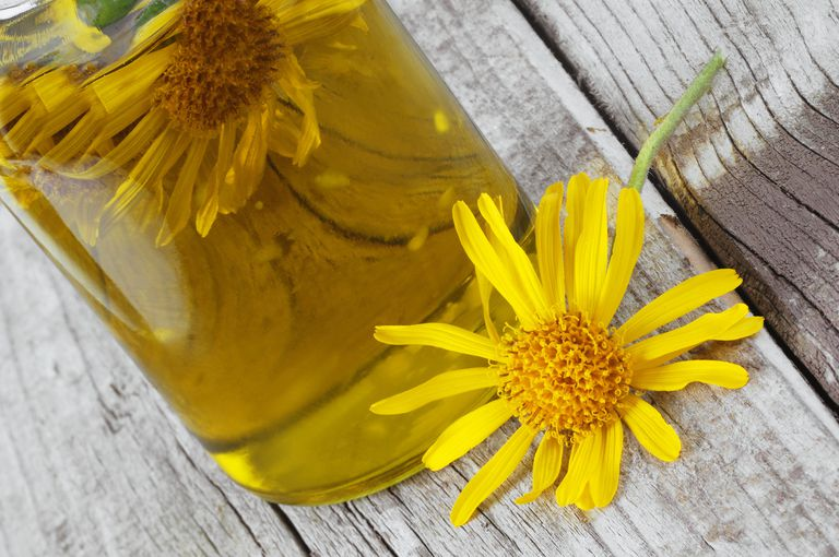Using Arnica for Pain Relief