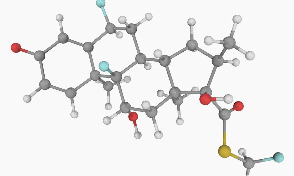 Hormone molecule