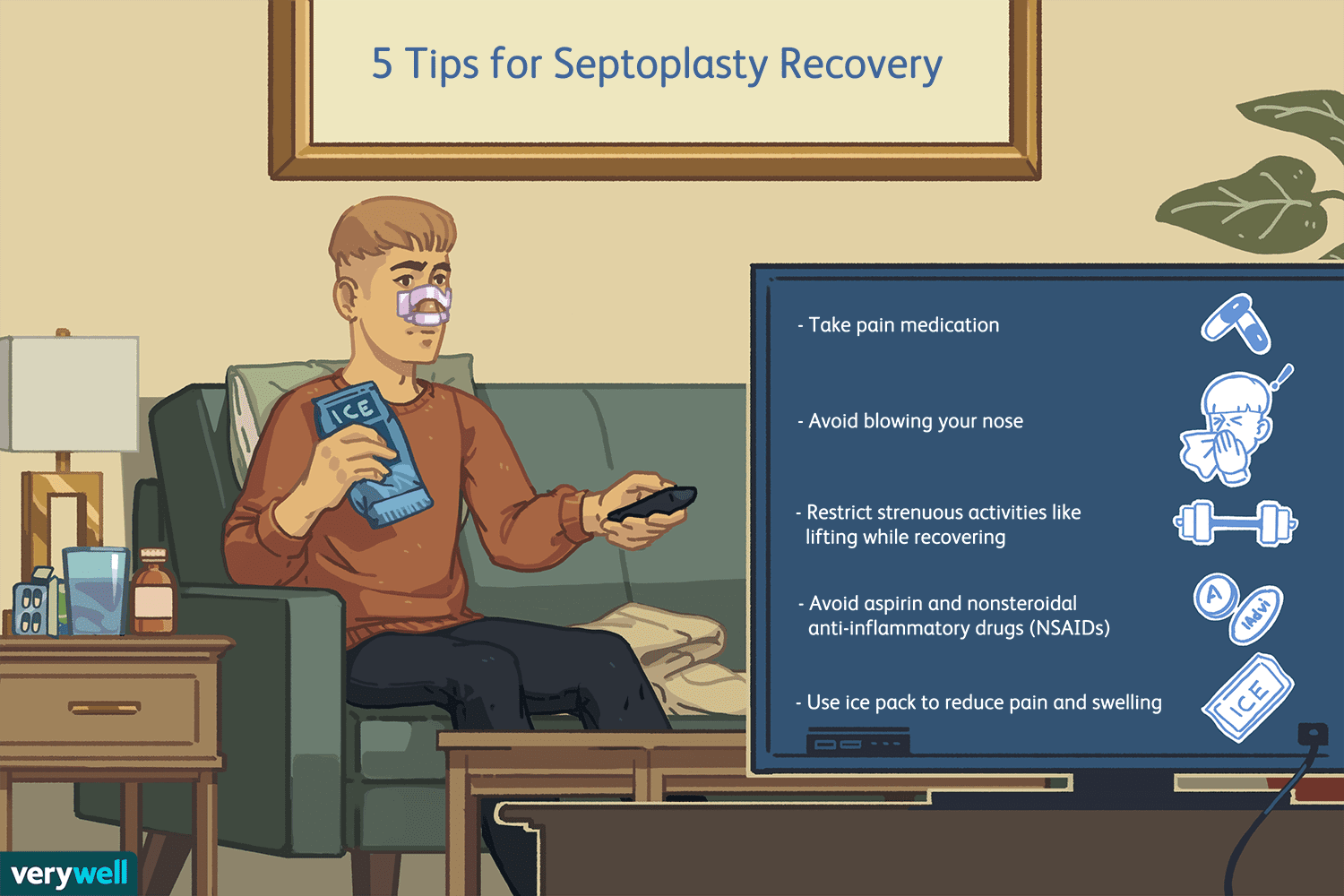 Tips for Septoplasty Recovery