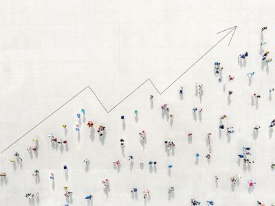 Graph tracking population health changes