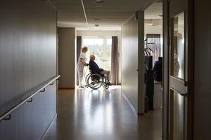 Nursing home.
