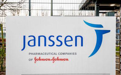 janssen / johnson & johnson sign