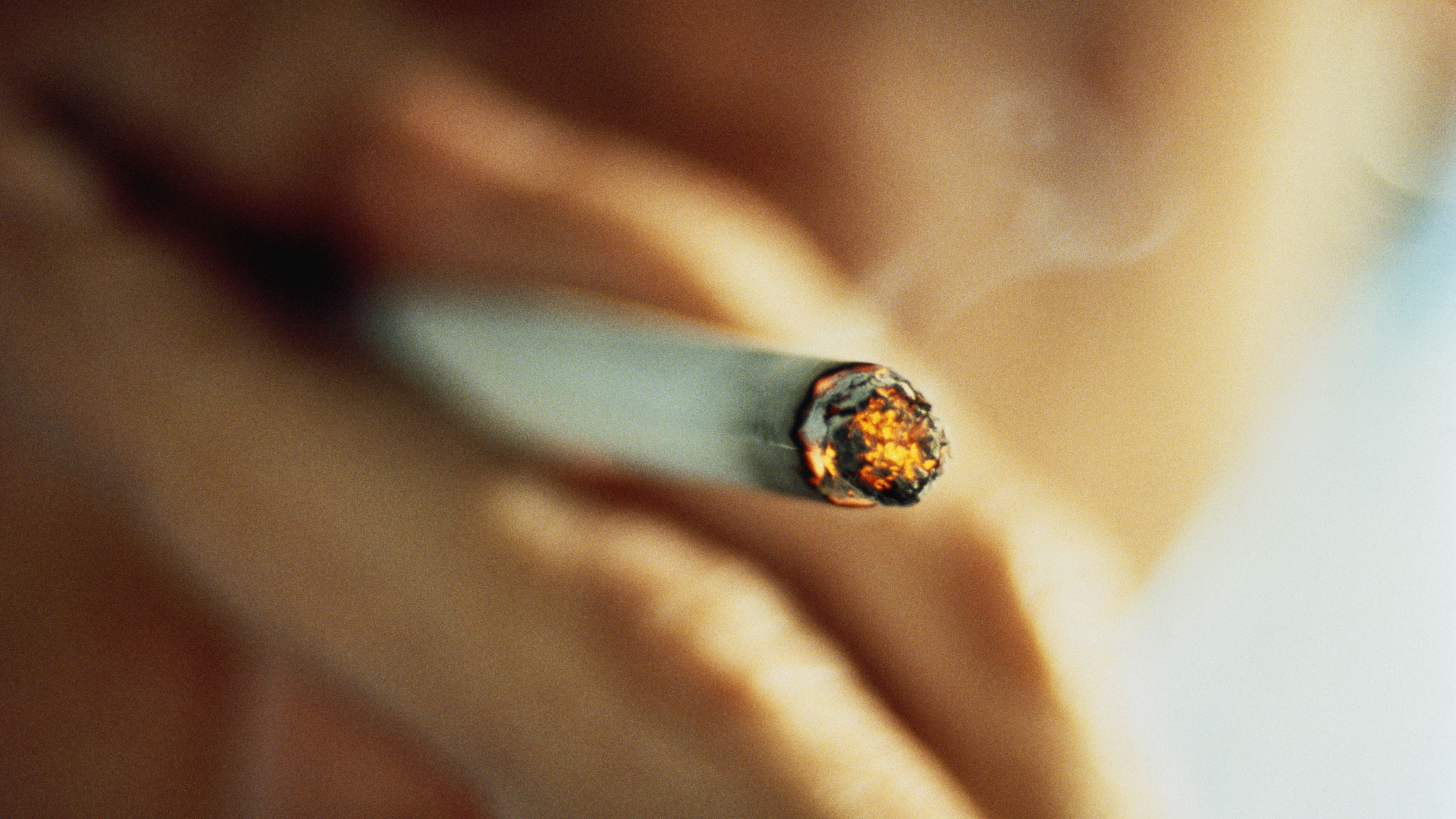Third-Hand Smoke Exposure Routes, Risks, and Dangers