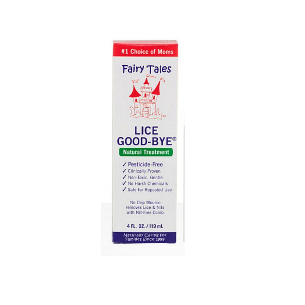 Fairy Tales Lice Good-Bye Mousse