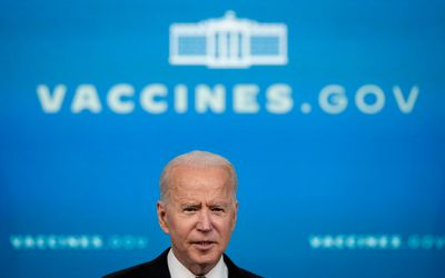 vaccines.gov Joe Biden
