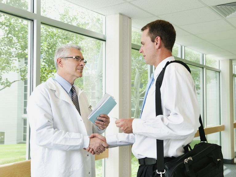 How To Build A Successful Career In Medical Sales