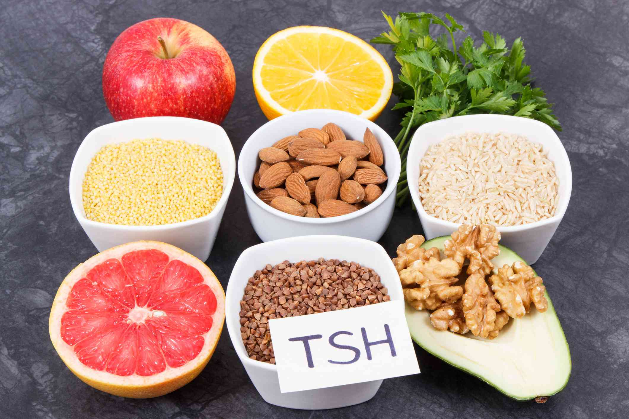 Best nutritious food for healthy thyroid