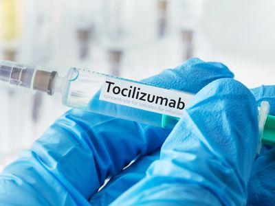 tocilizumab medicine concentrate syringe