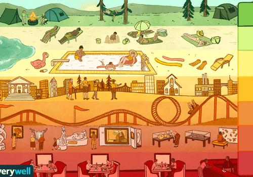 COVID illustration.